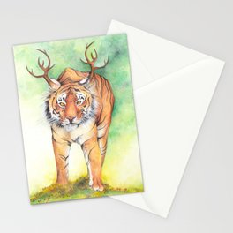 What If...?? Tigers Had Antlers! Stationery Cards