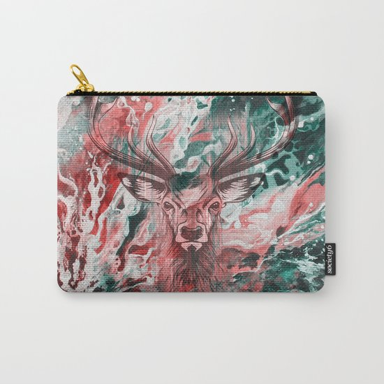 Deer's Scream Carry-All Pouch