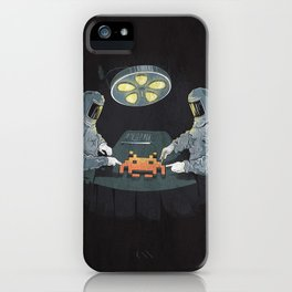 Alien Autopsy iPhone Case