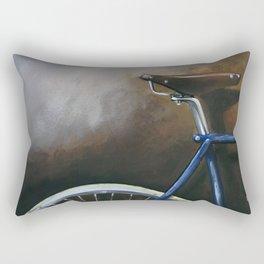 Bicycle #3 Rectangular Pillow