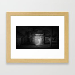 XXVIII Framed Art Print
