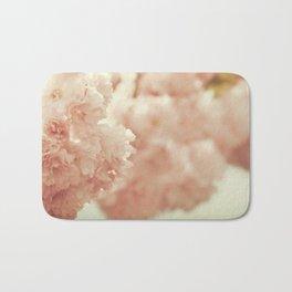 Ruffles in Pink Bath Mat