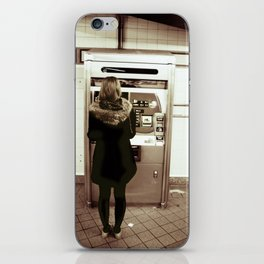 34th Street iPhone Skin