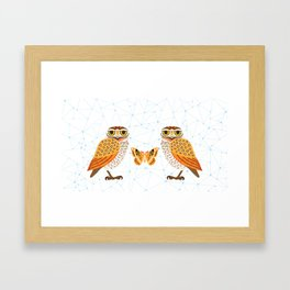 Owletry Framed Art Print