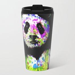 Panda Head Travel Mug