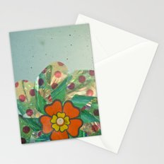 The Silver Flower Stationery Cards
