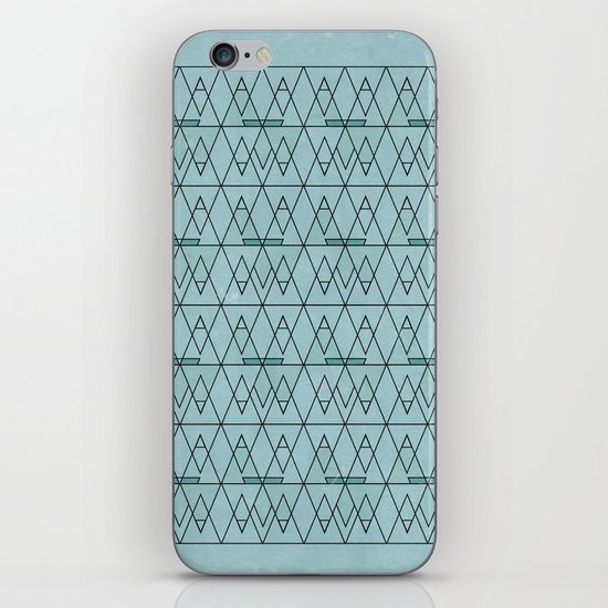 spo·rad·ic  iPhone & iPod Skin