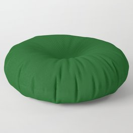 Bright green. Floor Pillow