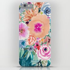SMELLS LIKE FEMME RECLAMATION iPhone 6 Plus Slim Case