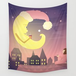 Secrets of a child Wall Tapestry