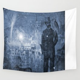 One Starry Night Wall Tapestry