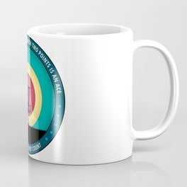 Make Your Shot Count Coffee Mug