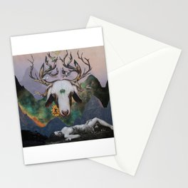 Sacrifice to the Cosmic Gods Stationery Cards