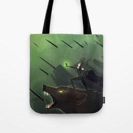 goddess of death Tote Bag