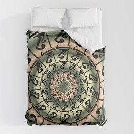 Emerald Dialect Comforters
