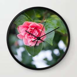 Beauty in Strength Wall Clock