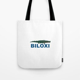 Biloxi Mississippi. Tote Bag