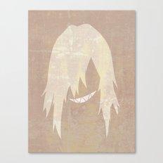 Minimalist Viral Canvas Print