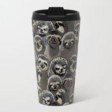 Social Sloths Travel Mug
