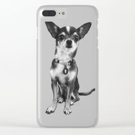 NIC Clear iPhone Case