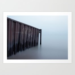 Lake Huron #2 Art Print