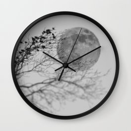 The Watchers Wall Clock