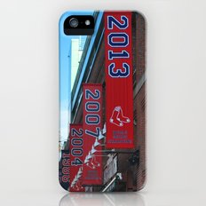 Red Sox - 2013 World Series Champions!  Fenway Park iPhone (5, 5s) Slim Case