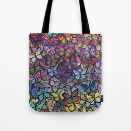 butterfly fantasia Tote Bag