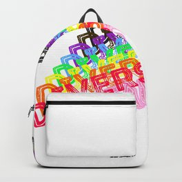 Diversity is Beautiful. Backpack
