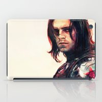 dead iPad Cases featuring Left Me For Dead by Alice X. Zhang
