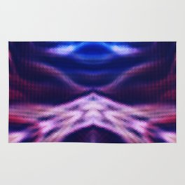 Sensei - Purple Rug