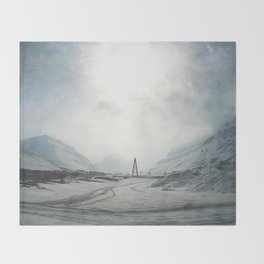 Svalbard Throw Blanket