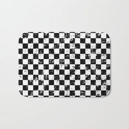 Checkers Bath Mat