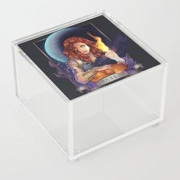 Intro to Isabeau Acrylic Box