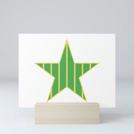 Joseph Joestar Mini Art Print