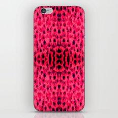 Pink tears iPhone & iPod Skin