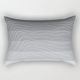 Topography by Friztin Rectangular Pillow