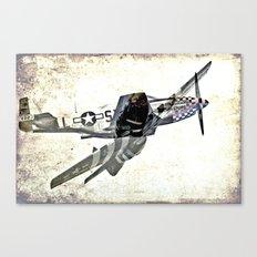 Mustang - The Original Canvas Print