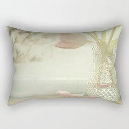 Make it Spring... Rectangular Pillow