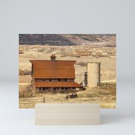 Denver Farm Mini Art Print