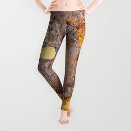 Seaside Rust Leggings