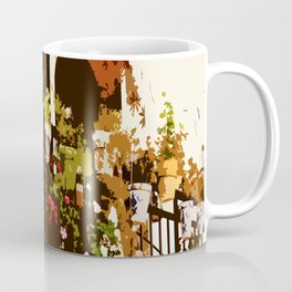 Southwestern Flower Arrangements Coffee Mug