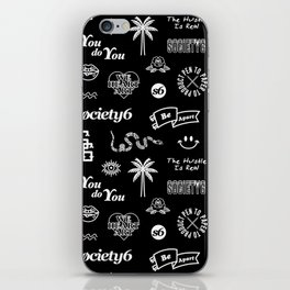 Society6 Pattern iPhone Skin