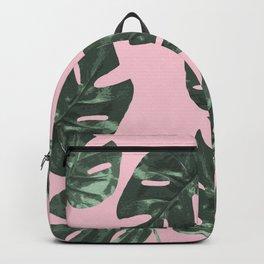 Summer Leaves Backpack