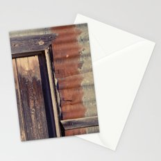 Rusted Corner Stationery Cards