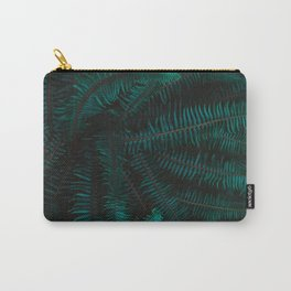 Blue Fern Twilight Carry-All Pouch