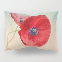 Poppies vintage(5) Pillow Sham