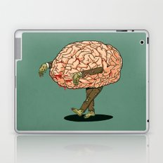 Zombie meal Laptop & iPad Skin
