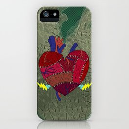 Heartenstein iPhone Case