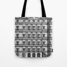 Windows and Columns Tote Bag
